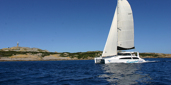 seawind 1250 cruising catamaran