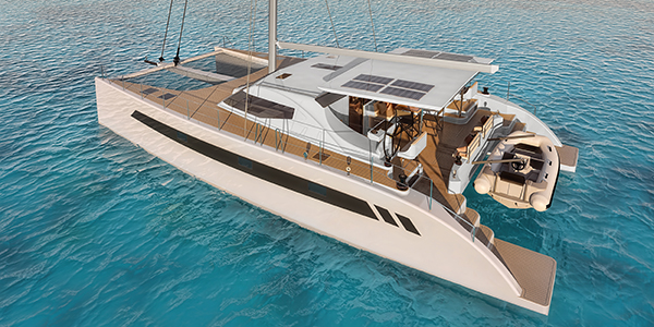 seawind 1600 luxury catamaran