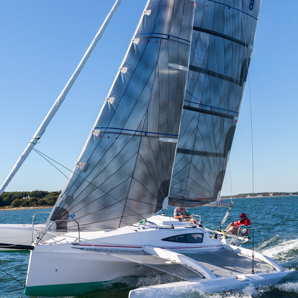 sails for trimaran