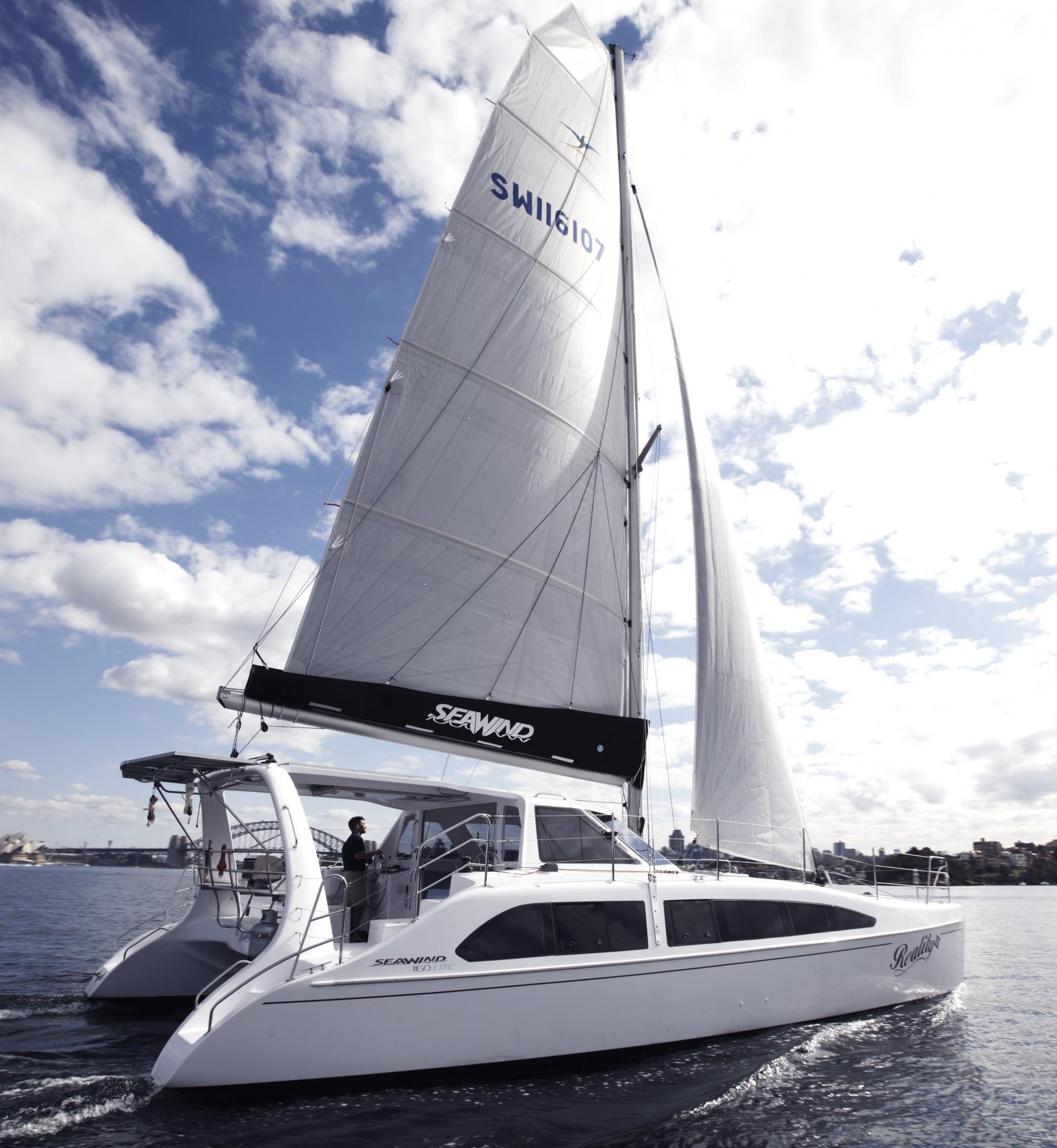 Seawind 1160 video
