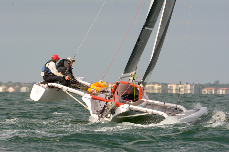 Sarasota Bay Multihull Regatta