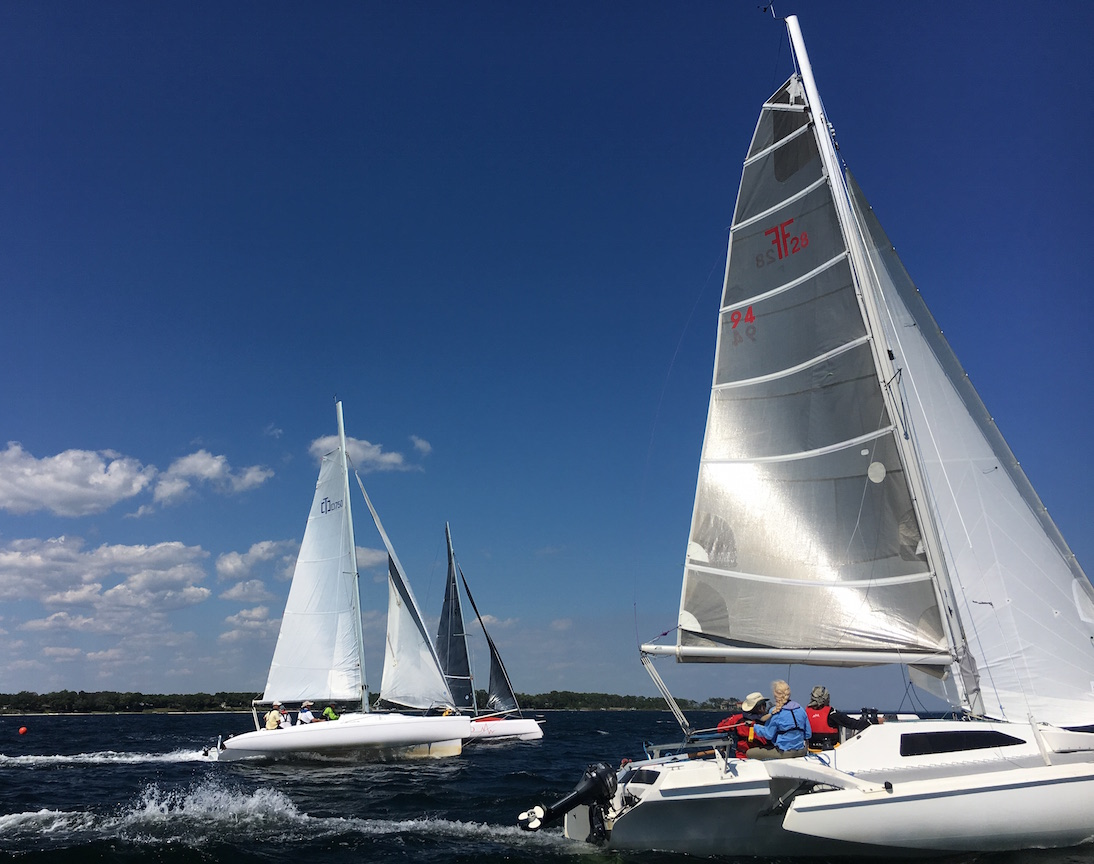 Trimaran Sailing Clinic