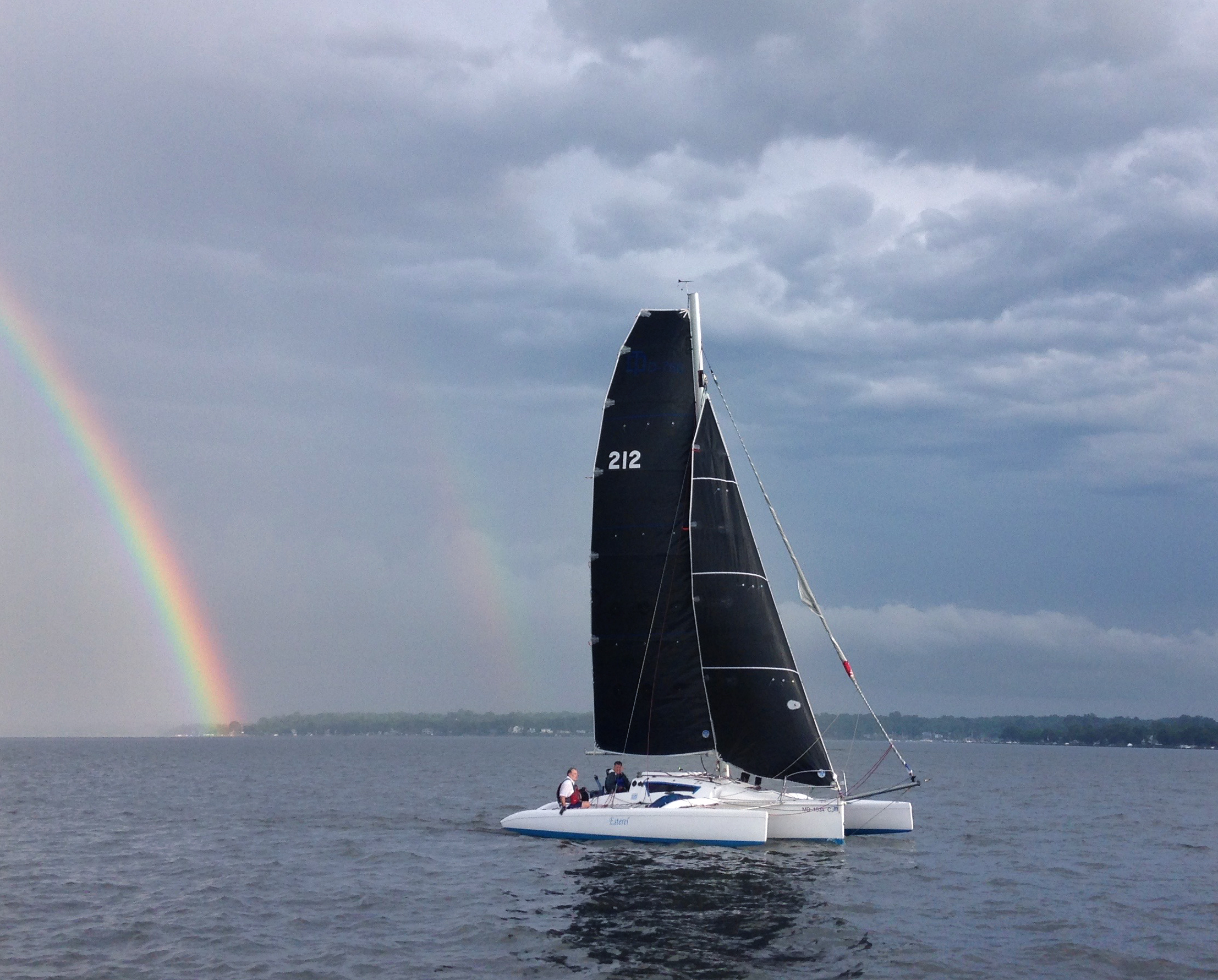 2012 Corsair Dash 750 trimaran for sale $59,900 Maryland