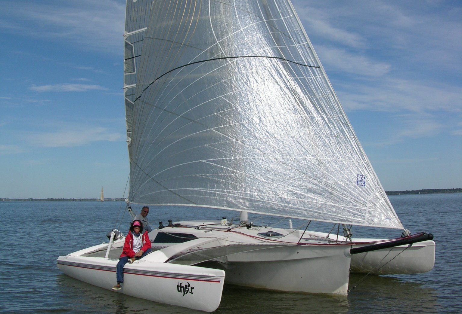 1998 Corsair F-28R trimaran Fort Walton Beach FL $49,900