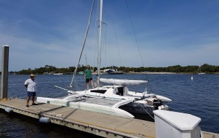 Multi hulls for sale   used sailboats at Windcraft Multihulls